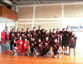 Локомотив с втора победа при момчетата до 15 години