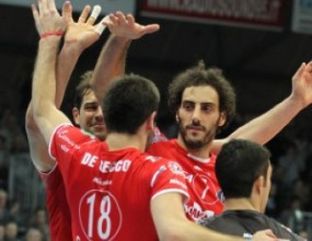 Пиаченца без Христо Златанов с 5-та победа след 3:1 над Перуджа