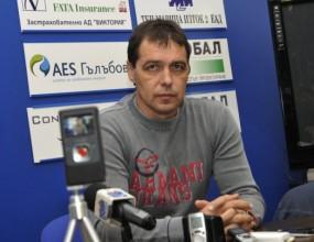 Георги Андонов ще води атаката на Берое