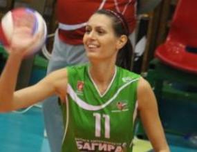 Славина Колева: Надявам се да показваме все по-добра игра
