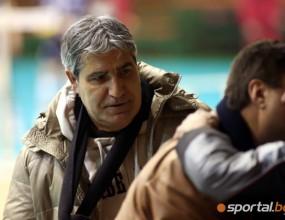 Камило Плачи и Найден Найденов обсъдиха подготовката на националния отбор