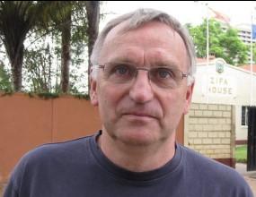 Германец е новият селекционер на Зимбабве