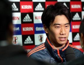 Шинджи Кагава е футболист номер 1 на Азия за годината