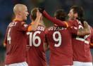 Класика срещу Аталанта прати Рома на четвъртфинал (видео)