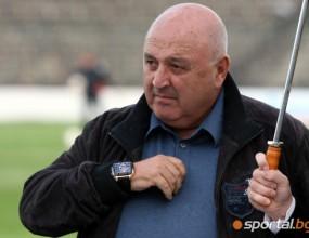 Венци Стефанов: Отсега се облизвам за пуйката на 25 декември