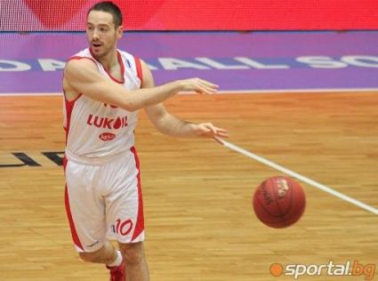Божидар Аврамов е най-полезен играч на последния кръг за 2013-а