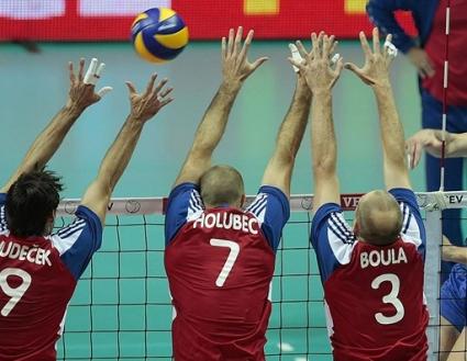 Чехия с две загуби с по 0:3 от Словакия (ВИДЕО)