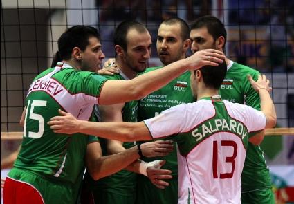 Волейнационалите надиграха Турция с 3:0 (видео+галерия)