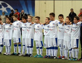 Левски ще играе плейоф срещу Академия Коноплев на турнира в Москва