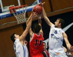 Левски с втора загуба в Балканската лига