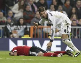 Серхио Рамос може да изгори за пет мача