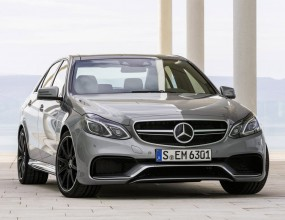 Новият Mercedes E63 AMG официално представен