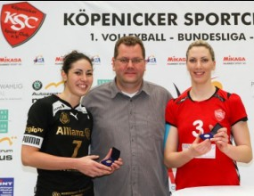 Лора Китипова отново MVP в Германия
