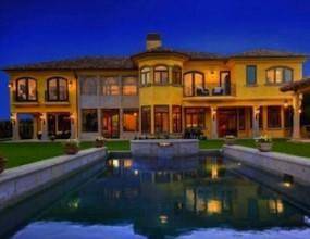 Вижте новия дом на Ким Кардашян и Кание Уест (снимки)