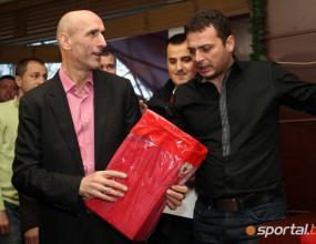 Посрещнаха царски ЦСКА в Турция