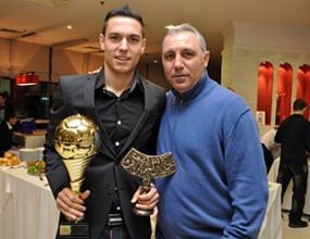 Нови два трофея за Георги Миланов