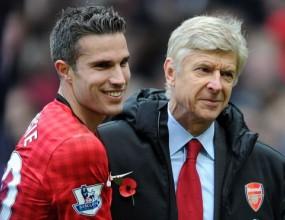 Венгер: Очаквах, че Ван Перси ще се превърне в ключов играч за Юнайтед