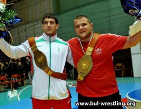 Носителят на златния пояс свали 10 кг за шампионата по борба