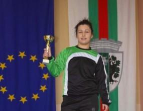Елица Янкова спечели златото в категория до 48 кг