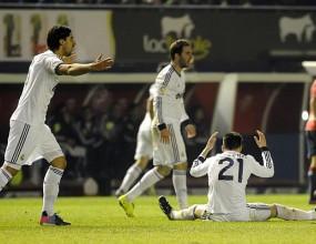 Отчайващо: Реал Мадрид с един точен удар