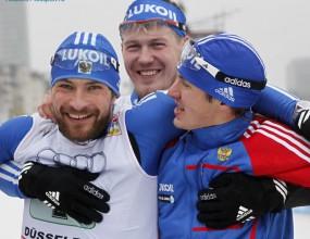 Вторият отбор на Русия спечели отборния спринт за мъже в Либерец