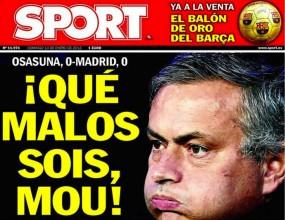 В Каталуня се смеят на Реал Мадрид: Колко сте слаби!