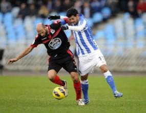 Реал Сосиедад не можа да пречупи десетима от Депор
