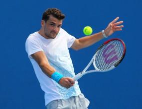 """Крах за Григор Димитров още на старта на """"Аustralian Open"""""""