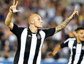 Иван Иванов: Мога да остана в Партизан до края на кариерата си