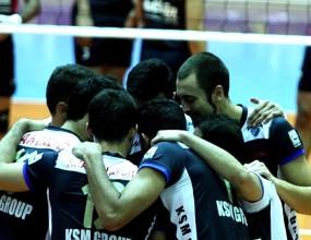 Отборът на Ники Николов вече е втори в Иран