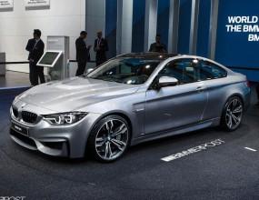 Как ще изглежда BMW M4