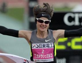 Татяна Гамера-Шмирко спечели маратона на Осака