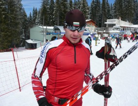 Цинзов и Бургова спечелиха маратона на 45 км в Словакия
