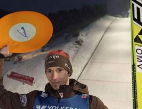 Световният шампион Роберт Кранец триумфира във Викерсунд