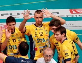 Виктор Йосифов с най-много блокади в Серия А1 - 50
