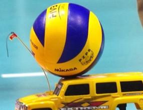 Искат нова топка във волейбола