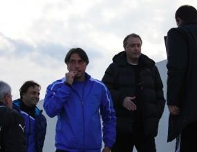 Представители на Левски гледат контролата на Ботев (Пд)