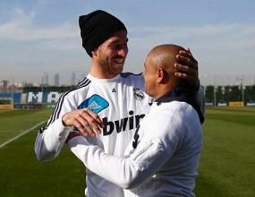 Роберто Карлош надъха играчите на Реал Мадрид