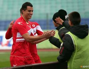 Потушават бунт в ЦСКА с глоба на Платини