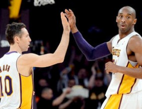 Лейкърс с трета поредна победа в НБА