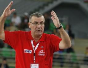 Репеша ще води Хърватия на Евробаскет 2013