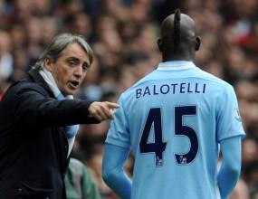 Марио Балотели: Обичам Манчини и му благодаря за всичко