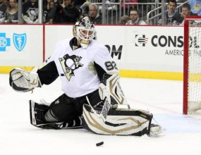 Томаш Вокоун регистрира 49-и мач в НХЛ без допуснат гол
