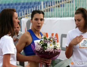 """Лалева се класира на четвърто място във финал """"Б"""""""