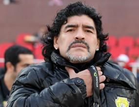 Марадона може да се върне в Италия - данъчният му дълг падна