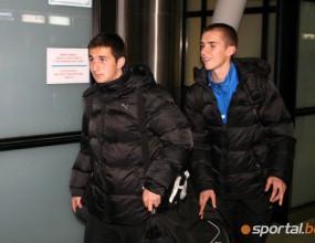 Левски без тренировки в София