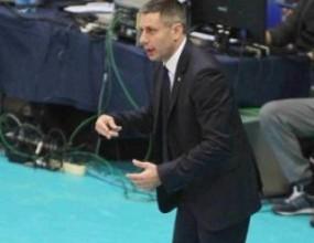 Радо Стойчев: Трябва да заиграем отново на нашето си ниво срещу Латина