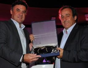 Задава се среща на Платини с премиера за Евро 2020