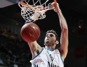 Руди Фернандес е MVP на VI кръг на Топ 16