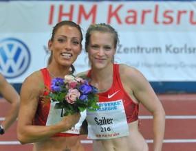 Ивет Лалова спечели спринта на 60 метра в Карлсруе